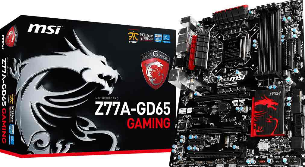 msi motherboard drivers installation