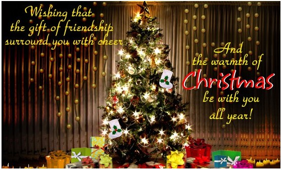 Top 50 Christmas Greetings For 2015
