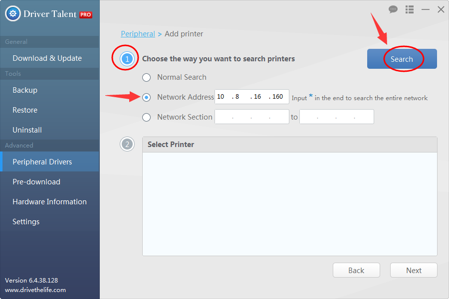 only 3 steps to download  u0026 install network printer driver