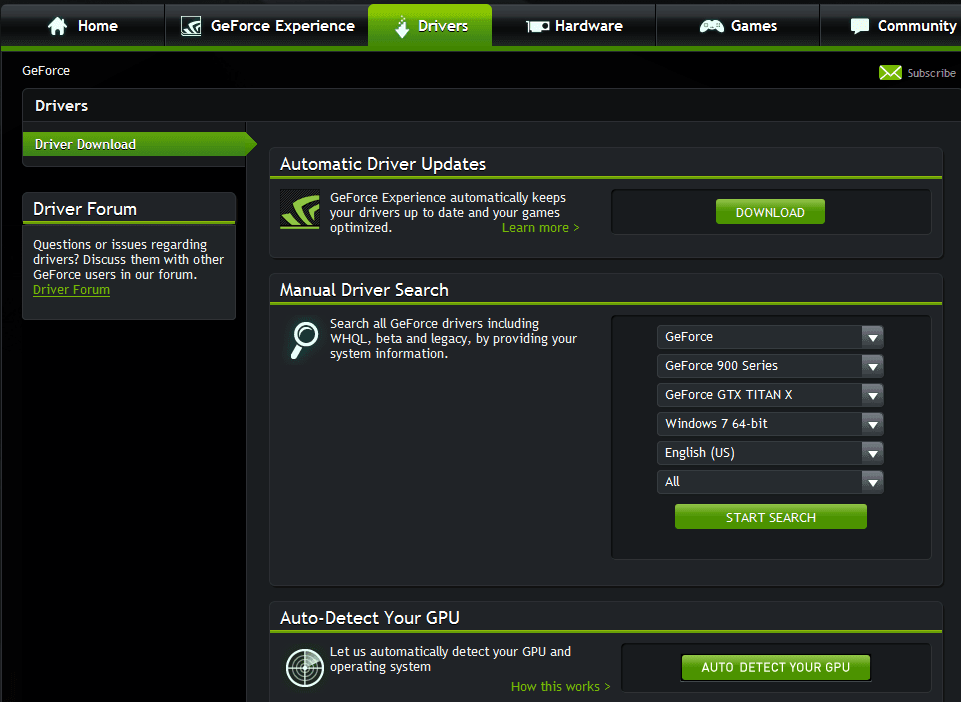 Nvidia Gt218 Driver Windows 10