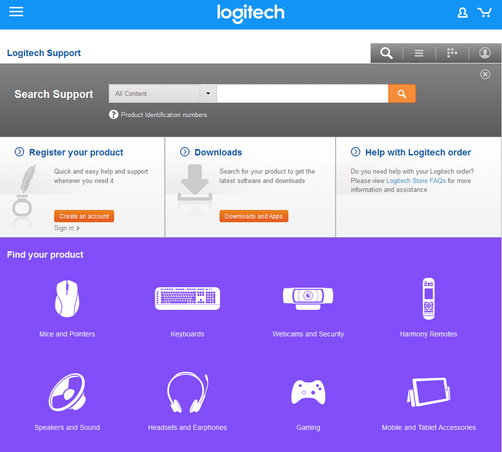 Logitech Webcam Drivers Download And Update On Windows 10 8 1 8