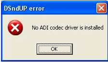 ADI 1885 AUDIO DEVICE DRIVERS FOR WINDOWS VISTA