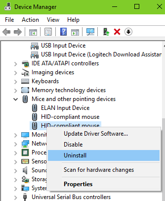 22abda6a599 Fix HID-compliant Mouse Not Working on Windows 10 | Driver Talent