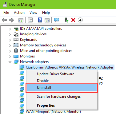 Fix: Wi-Fi doesn't have valid IP configuration on Windows 10