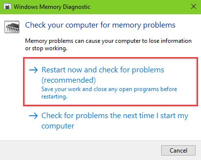 error memory_management