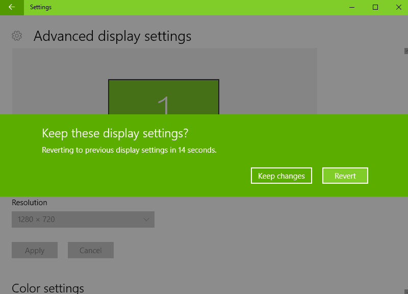Solved: Can't Adjust Screen Resolution in Windows 10