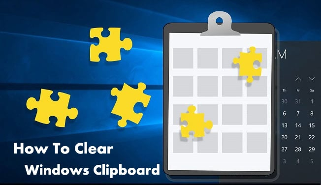 how to find the clipboard in windows 10