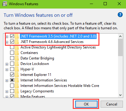 microsoft .net framework 4.6 for windows 7 ultimate