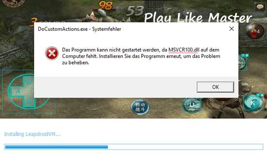 Fix MSVCR100 dll Missing Error on Windows 10, 8 1, 8, 7