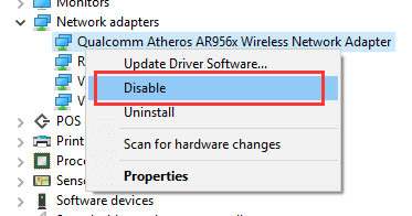 Fix WiFi Adapter Not Showing up after Windows 10 Creators