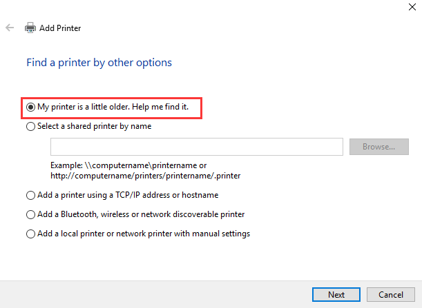 4 Solutions to Fix Printer Not Working Error after Windows