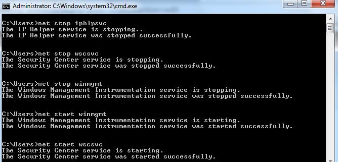 wmi provider host cpu windows 10