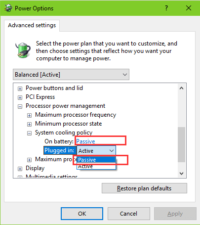 Fix Computer Fan Noise Due to High CPU Usage on Windows 10 | Driver
