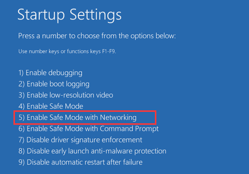 boot-safe-mode-solve-mouse-not-working-windows-10