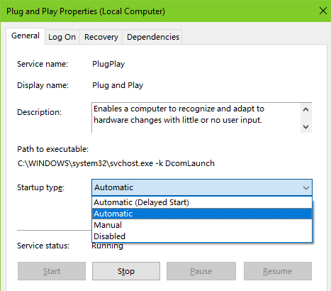 Fix Blank/Empty Device Manager on Windows 10, 8 1, 8, 7