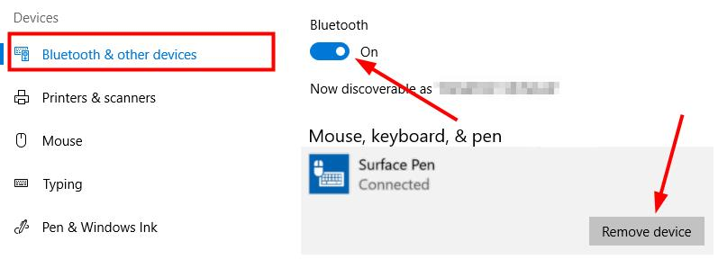 Fix: Surface Pro Pen Not Working on Windows 10 | Driver Talent