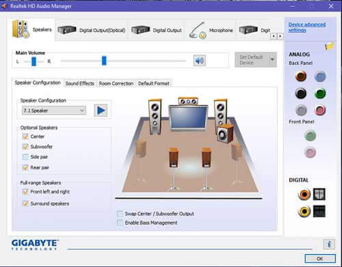 3 Ways to Fix Realtek HD Audio Manager Missing from ...