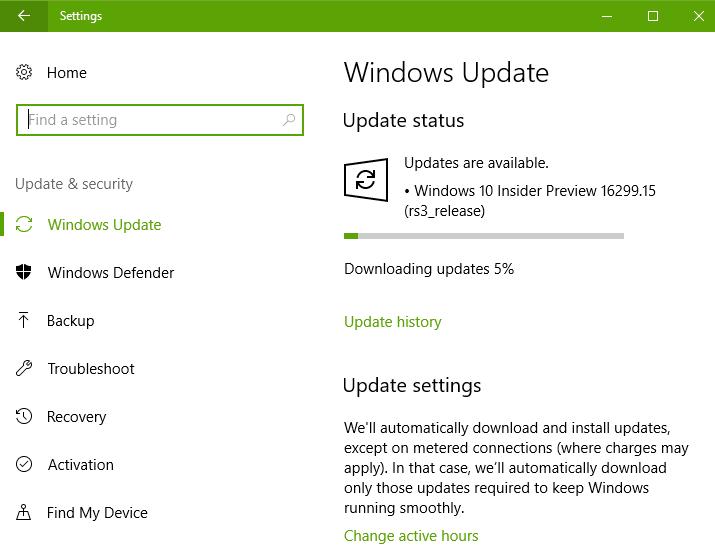 5 Ways to Update to the Windows 10 Fall Creators Update