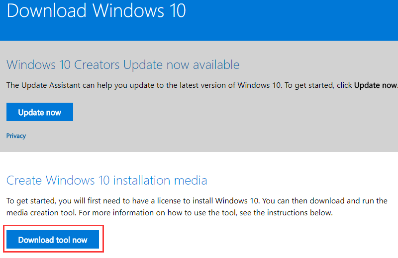 5 Ways to Update to the Windows 10 Fall Creators Update | Driver Talent