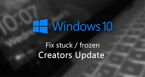 How to Fix Windows 10 Fall Creators Update Installation