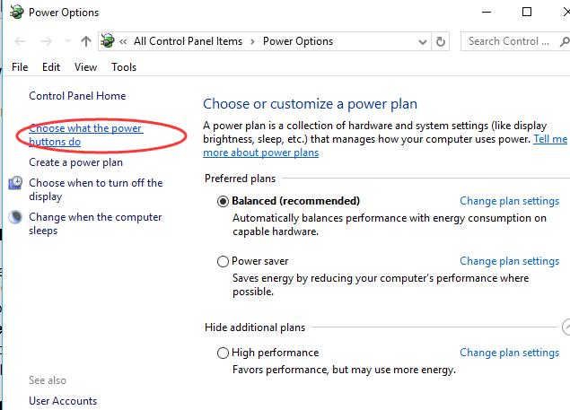 How to Fix Windows 10 Won't Shut Down after Fall Creators