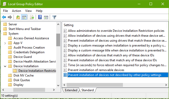 group-policy-editor-device-installation-restriction