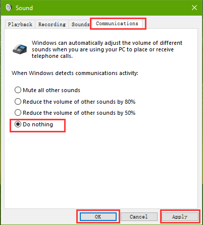 sound-communications-do-nothing-windows-10-fall-creators-update
