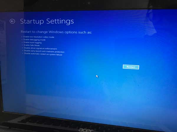 How to Enter Safe Mode to Fix Windows 10 Boot Loop/Blue