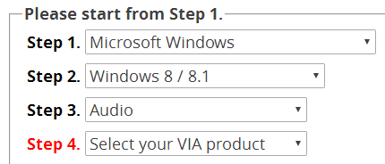 VIA HD Audio Driver for Windows 10/8 1/8/7/Vista/XP | Driver
