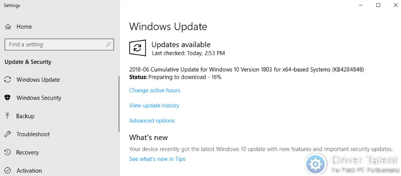 New Cumulative Update KB4284848 (OS Build 17134 137) Released for