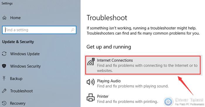 Fix: Microsoft Store Error Code 0x80072F7D in Windows 10 | Driver Talent