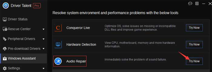 Fix: High Definition Audio Device Cannot Start (Code 10