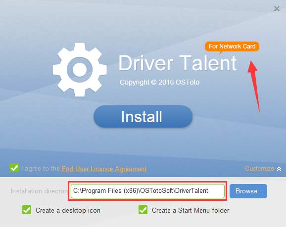 download network driver